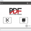 Softdiv PDF Split and Merge 1.0 full screenshot