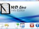 WD Live Info Editor 0.80 Beta full screenshot