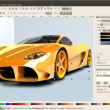 Inkscape for Mac OS X 1.0 full screenshot