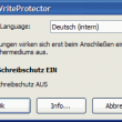 USB WriteProtector 1.2 full screenshot