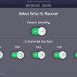 Stellar Data Recovery Professional-Mac 10.0 full screenshot