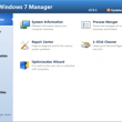Windows 7 Manager (x32bit) 5.2.0 full screenshot