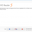 MWS Reader 5.6 full screenshot