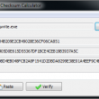 File Checksum Calculator 1.2 full screenshot