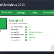 Diyusof Antivirus 2013 3.0.0 full screenshot