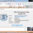 MSU Perceptual Video Quality Tool 2.0 full screenshot