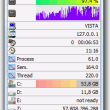 Portable EF System Monitor 7.70 full screenshot