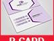 Clean Business Card 1 full screenshot