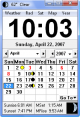 Click Clock 2.9.8 full screenshot