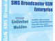 Bulk SMS Broadcaster GSM Enterprise 4.5.2 full screenshot