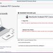 MacSonik Outlook PST Converter 21.4 full screenshot