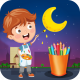 Kids Learning : Kids Paint, Paint Free, Drawing Fun - Android Game 41214 1 full screenshot