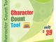 Character Count Tool 3.6.2.22 full screenshot