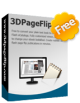 Free 3DPageFlip PDF to Flash for Mac 1.1 full screenshot