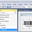 .NET Linear + 2D Barcode Forms Control 13.12 full screenshot