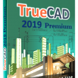 Truecad 2019 Premium 64 Bit 8.4b full screenshot