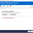 MDaemon to PST Data Converter 6.4.5 full screenshot