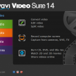 Movavi Video Suite 14.0.0 full screenshot