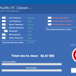 Asoftis PC Cleaner 1.2 full screenshot