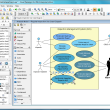 Visual Paradigm for UML Standard Edition 16.1 B20200401 full screenshot