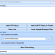 RTF To TIFF Converter Software 7.0 full screenshot