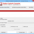 Zimbra Contacts Converter 3.2 full screenshot