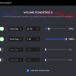 Volume Concierge 2 2.0.10 full screenshot