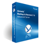 Acronis Backup and Recovery 11 Advanced Server 11 full screenshot