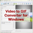 VeryUtils Video to GIF Converter 2.3 full screenshot