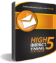 High Impact eMail 5 4.298 full screenshot
