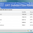 GRT Recover Deleted Folder 2.6.86 full screenshot