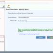 Mail.com Backup Software 3.0 full screenshot