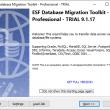 ESF Database Migration Toolkit 10.0.15 full screenshot