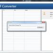 Gaintools OST to VCF Converter 1.0.1 full screenshot