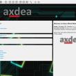 Axdea 1.1.6 full screenshot
