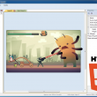 Construct 2 r258 full screenshot