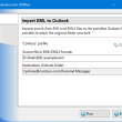 Import Messages from EML Files 4.9 full screenshot