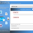 EML File Converter 19.0 full screenshot