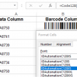 IDAutomation Code 128 Barcode Fonts 20.05 full screenshot