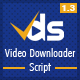 Video Downloader Script - All In One Video Downloader 25990 1 full screenshot