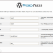 WordPress for Linux 4.4 full screenshot