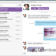 Viber for Mac 8.6.0-7 full screenshot