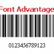 Codabar Font Advantage Package 15.03 full screenshot