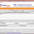 Datavare EML to Gmail Importer 1.0 full screenshot