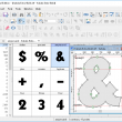 FontCreator Home Edition 11.5.0.2427 full screenshot