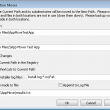 Application Mover x32 4.5 full screenshot