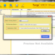 MBOX to Outlook Converter 2.1 full screenshot