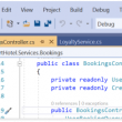 Visual Studio LightSwitch 2011 1.0 full screenshot