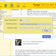 PST to NSF Wizard 2.0 full screenshot