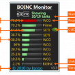 BOINC Monitor 9.81 full screenshot